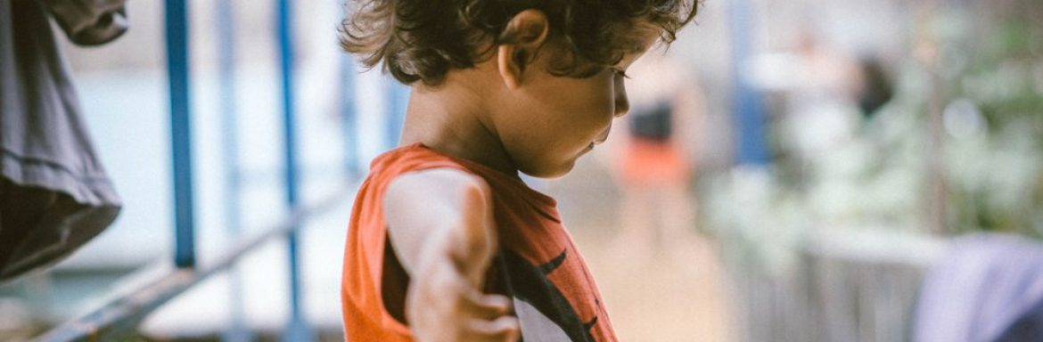 This is how you can help your child to connect to their body