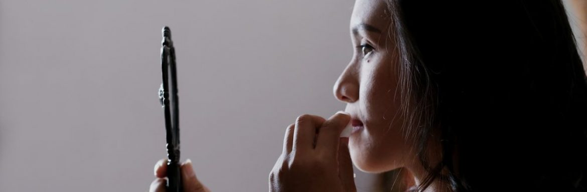 How looking in the mirror can help you to embrace who you are