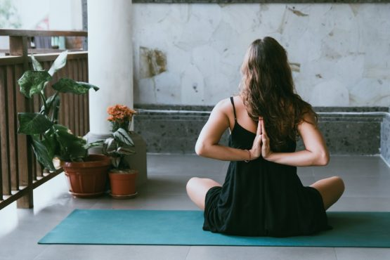 Need to recharge your battery? This simple yoga exercise will increase your energy