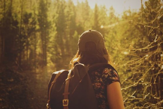 Do you feel anxious sometimes? Try taking a walk – it may have a miraculous effect