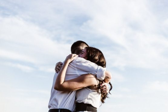 Why we need to hug our loved ones more often – scientists are positive