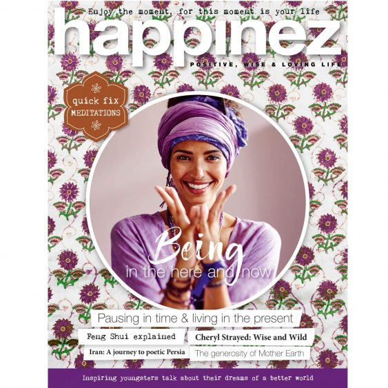 Happinez issue 10