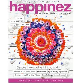 Happinez 12 - New horizon