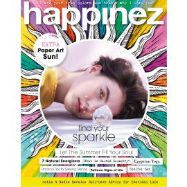 Happinez 16 - Find your sparkle