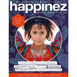 Happinez 9 - Find your balance