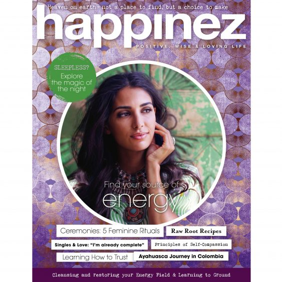 Happinez issue 18