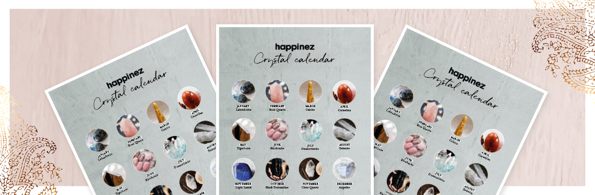 Download Our Crystal Calendar for Free!